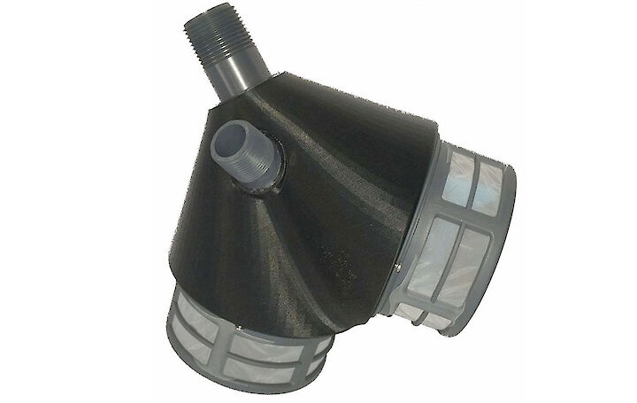RF100 duplex: inlet filter (strainer) product