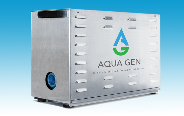 Aqua Gen Swimming Pool ultrafine bubble system